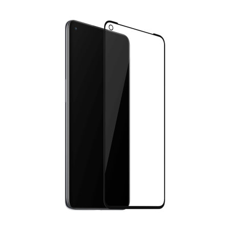 Official OnePlus Nord 2 5G 3D Tempered Glass Screen Protector - Black