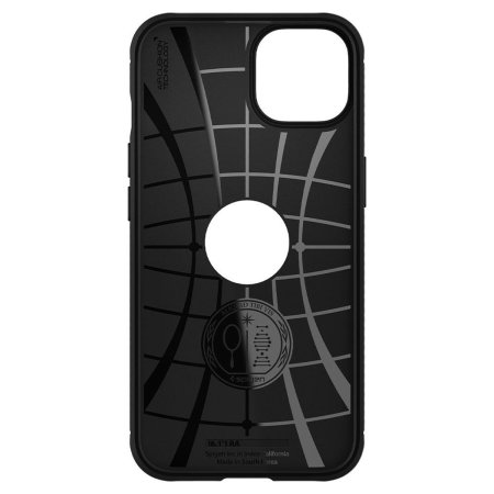 Spigen Rugged Armor iPhone 13 Tough Case - Matte Black