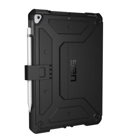 "UAG iPad 10.2"" 2021 9th Gen. Metropolis Protective Case - Black"