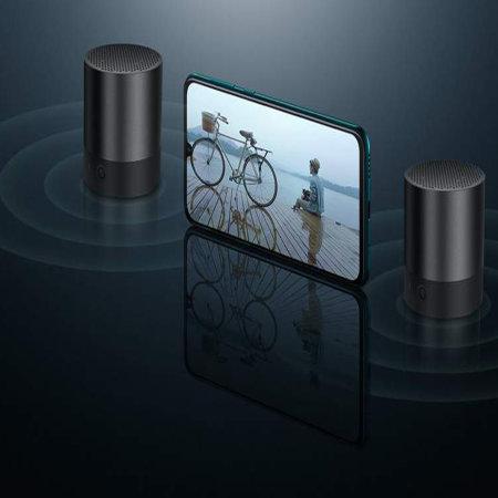 Official Huawei CM510 Bluetooth Speaker - Black