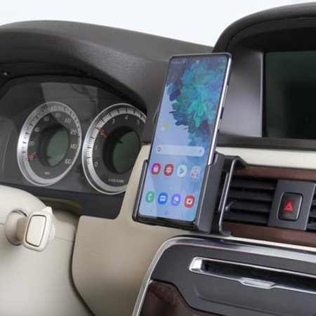 Brodit Passive Samsung Galaxy S21 Plus Car Holder With Tilt Swivel