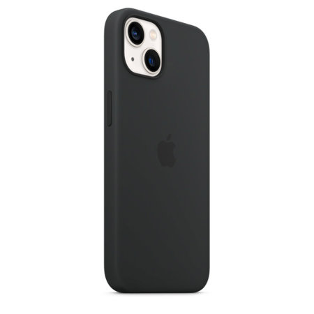 Official Apple iPhone 13 Silicone Case With MagSafe - Midnight