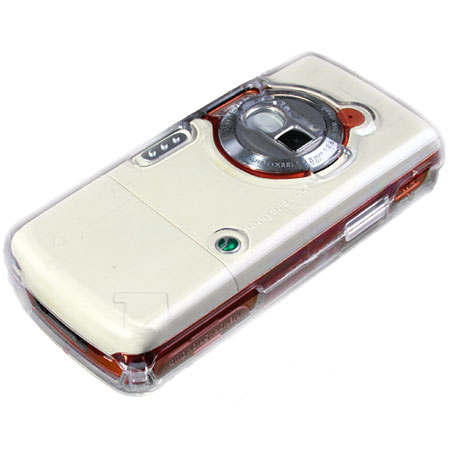 Crystal Case - Sony Ericsson W800i & D750i