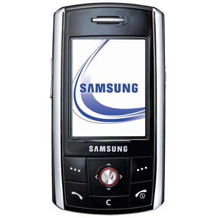 Sim Free Mobile Phone - Samsung D800