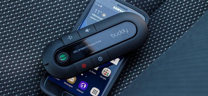 Clip and Talk Bluetooth Car Kit V3+