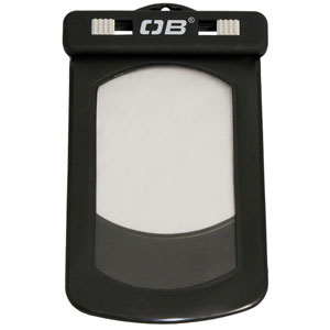 OverBoard Waterproof Phone Case - Black