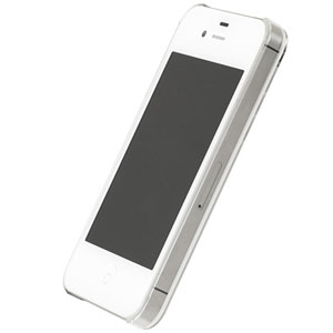 PowerSupport Air Jacket For iPhone 4S / 4 - Clear