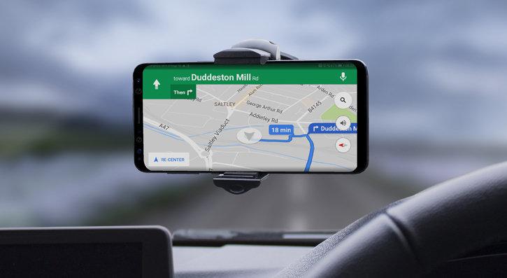 Olixar OmniHolder Universal Case Compatible In-Car Mount