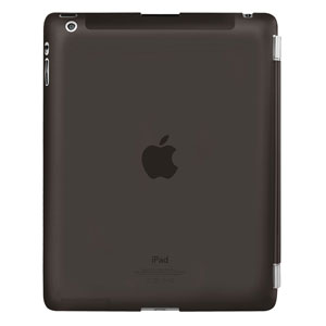 Adarga Smart iPad 4 / 3 / 2 Case - Black