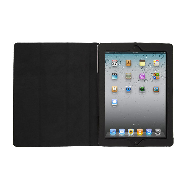 SD Tabletwear Case for iPad 3with Smart Cover Style Front - Zebra