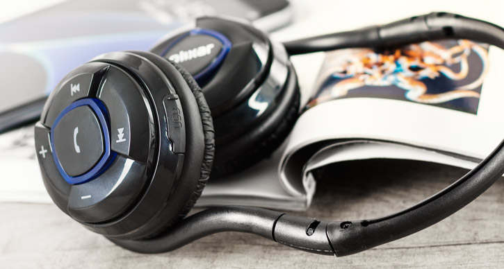 Olixar HDS10 Bluetooth Stereo Headset