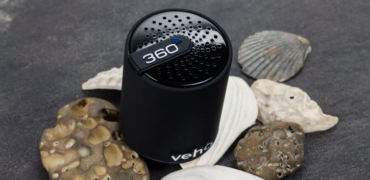 Veho M3 SoundBlaster Portable Speaker - Black