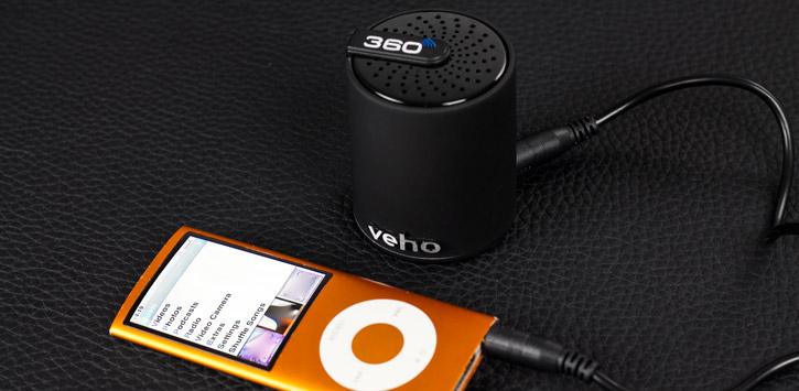 Enceinte portable Veho M3 SoundBlaster - Noire