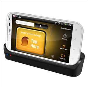 HTC Sensation XL 2nd Battery Cover-Mate Cradle