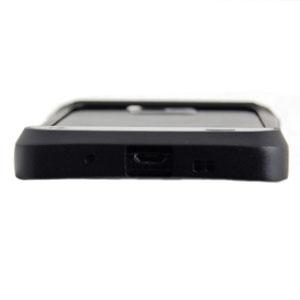 Draco Design Aluminium Bumper for the Samsung Galaxy S2 - Black