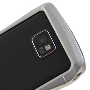 Draco Design Aluminium Bumper for the Samsung Galaxy S2 - Silver