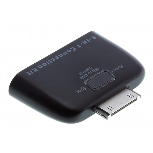 eKit 4 in 1 Connection Kit For Samsung Galaxy Tab