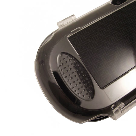 Coque cristal Playstation Vita 01