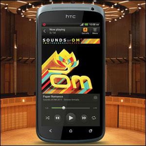 Sim Free HTC One S