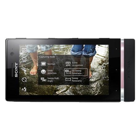 Sim Free Sony Xperia U 16GB - Black
