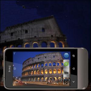 Sim Free HTC One V