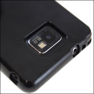 FlexiShield Imperial Case and Stand Pack for Galaxy S2