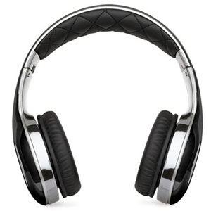 Soul by Ludacris SL150CB Pro High-Definition On-Ear Headphones - Black