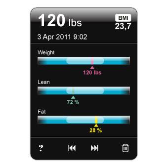 Báscula Withings Wi-Fi para Smartphones y Tablets