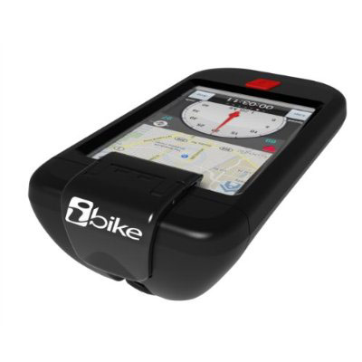 iBike Dash CC Cycling Computer for Apple Devices