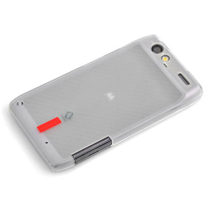 Capdase Soft Jacket Xpose for Motorola Razr - Clear (34685)