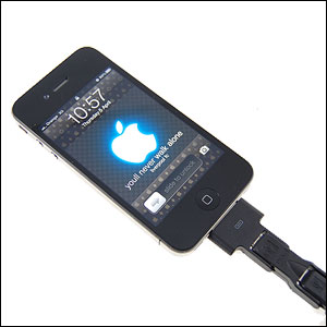 The OneCable Sync and Charge Cable