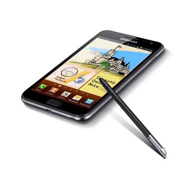 Stylet de remplacement Samsung Galaxy Note - ET-S100EBEGSTD 01