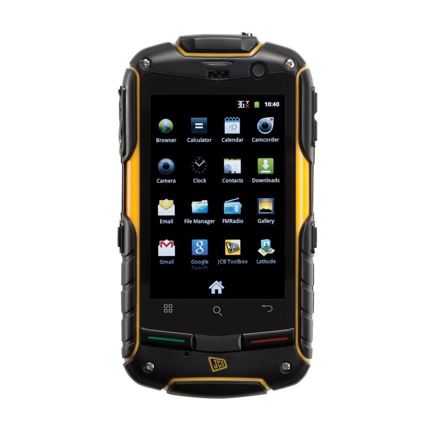 Sim Free JCB TOUGHPHONE Pro-Smart