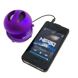 XMI X-Mini II Mini Speaker - Purple