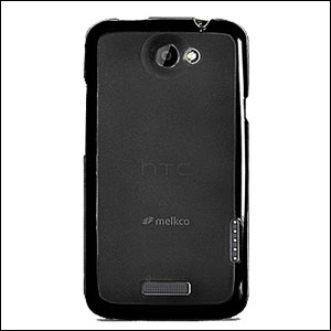Melkco TPU Jacket For HTC One X - Black