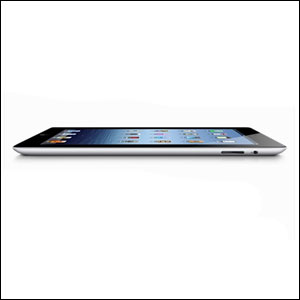 SGP Ultra Fine Screen Protector for iPad 3