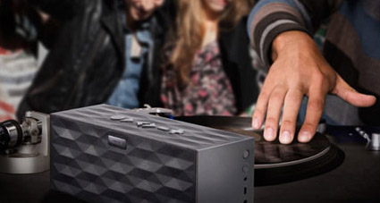 Jawbone BIG JAMBOX Wireless Speaker - Graphite Hex