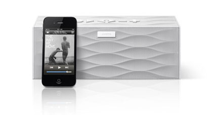 Jawbone BIG JAMBOX Wireless Speaker - Red Dot
