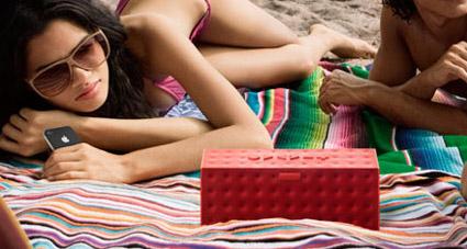 Jawbone BIG JAMBOX Wireless Speaker - White Wave