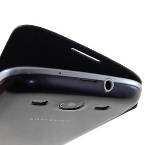 Genuine Samsung Galaxy S3 Flip Cover - Chrome Blue - EFC-1G6FBECSTD