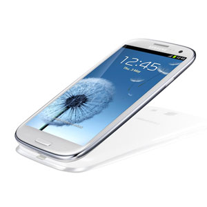 Sim Free Samsung Galaxy S3 i9300 - Pebble Blue - 16GB