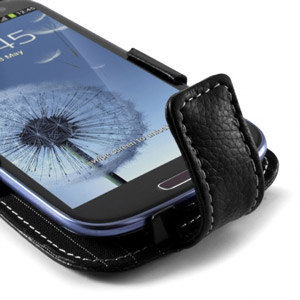 Proporta Alu-Leather Case for Samsung Galaxy S3