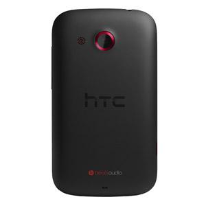 Sim Free HTC Desire C - Stealth Black