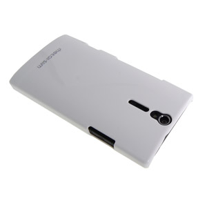 Metal-Slim UV Protective Case for Sony Xperia S