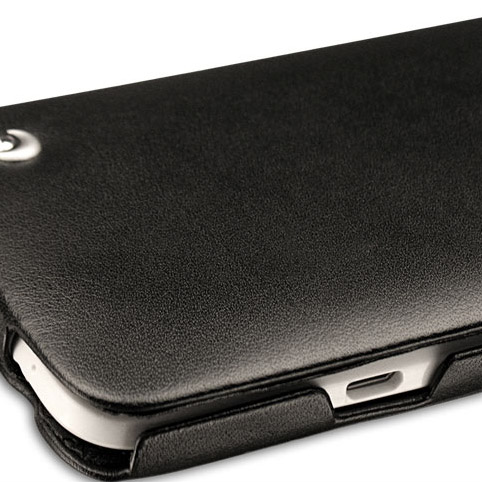 Noreve Tradition Leather Case for HTC One X - White