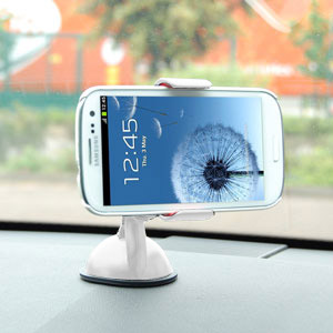 SuperGrip Samsung Galaxy S3 Case Compatible Car Mount