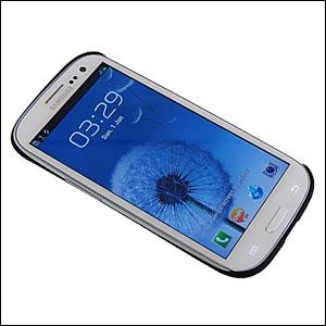 Genuine Samsung Galaxy S3 Mesh Vent Case - Black