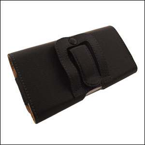 Samsung Galaxy S3 Belt Pouch Case - Black