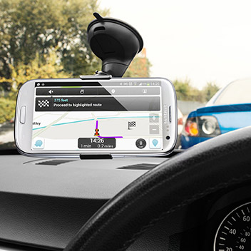 DriveTime Samsung Galaxy S3 Adjustable Car Kit