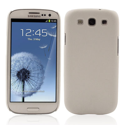 ToughGuard Shell For Samsung Galaxy S3 - White